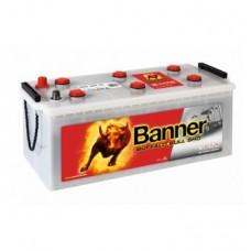 BANNER 180AH 1000A BUFFALO BULL SHD AKUMULIATORIUS 12V 514X223X195/220MM