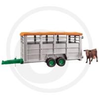 Gyvulių pervežimo priekaba 60002227