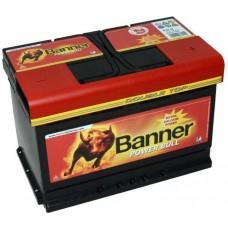 BANNER POWER BULL P7412 74 AH 680 EN