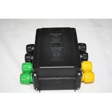 8 išėjimų jungčių dėžė D500.8