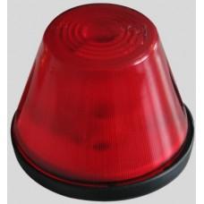 Žibintas raudonas WE-93