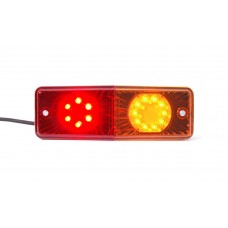 Galinis LED žibintas WO-72UD 12V-24V